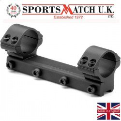 "SPORTSMATCH OP25C MONTURA CARRIL 1PC 1"" 9-11mm MEDIA"