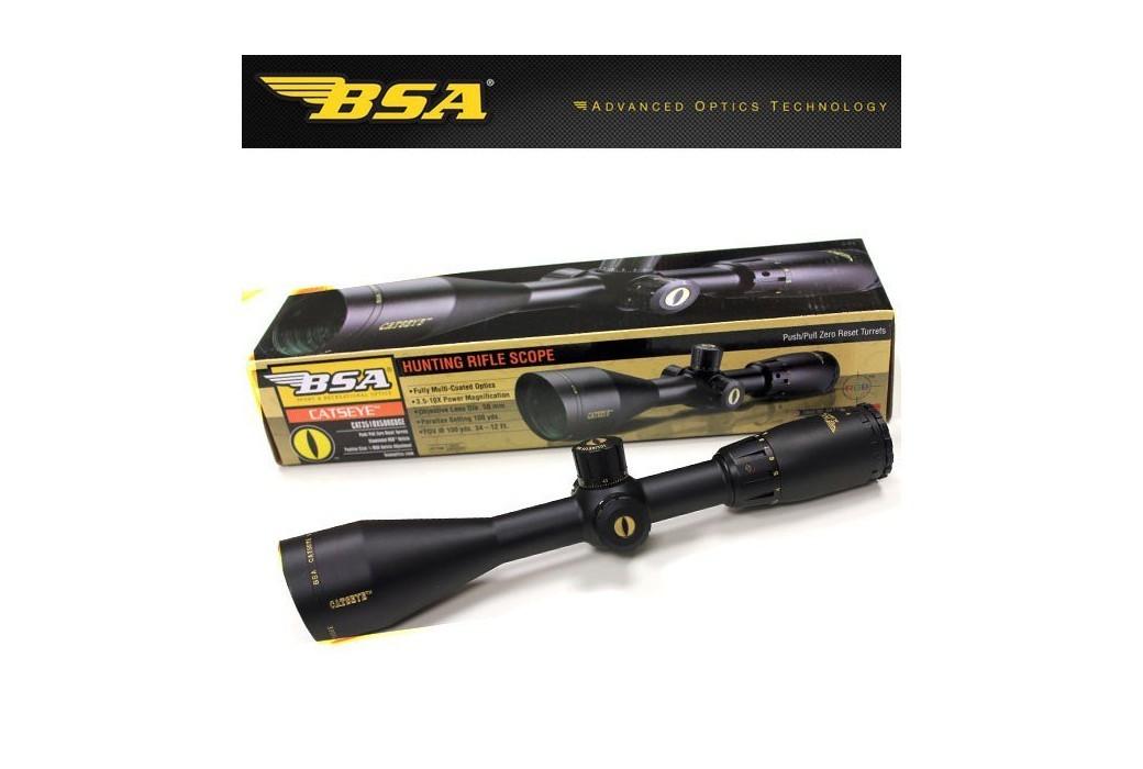 BSA CATSEYE 3.5-10X50 RGB