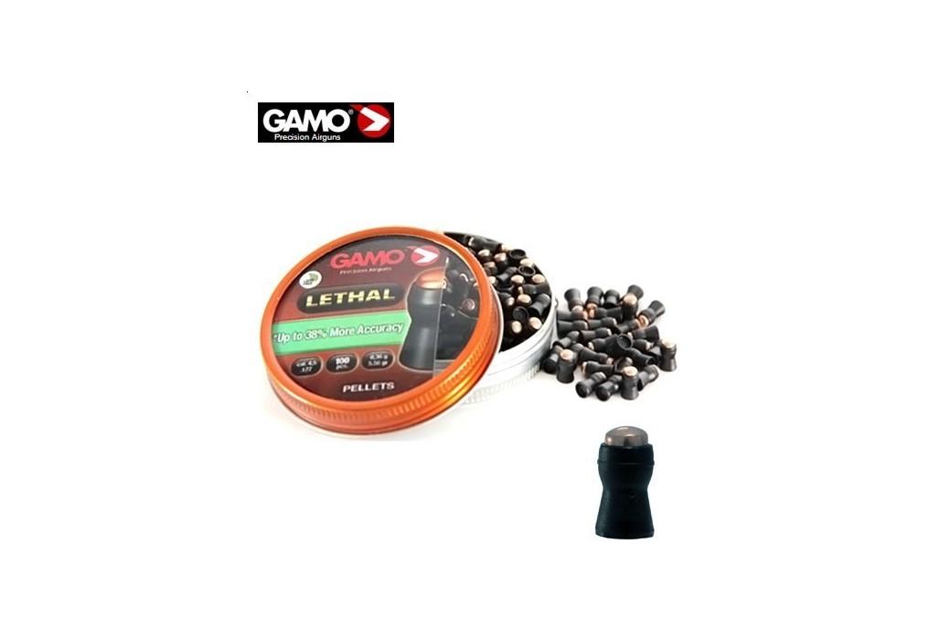 GAMO LETHAL 100pcs 4.5mm (.177)