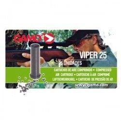 Cartuchos Viper Shot Shell 25 Pcs *5,5mm
