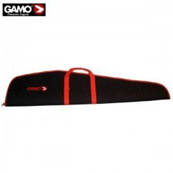 GAMO RIFLE BAG 120CM BLACK/RED