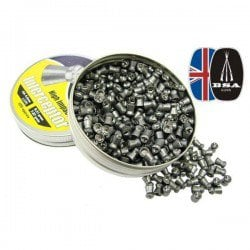 BALINES BSA INTERCEPTOR 500 Pcs 4,5mm (.177)