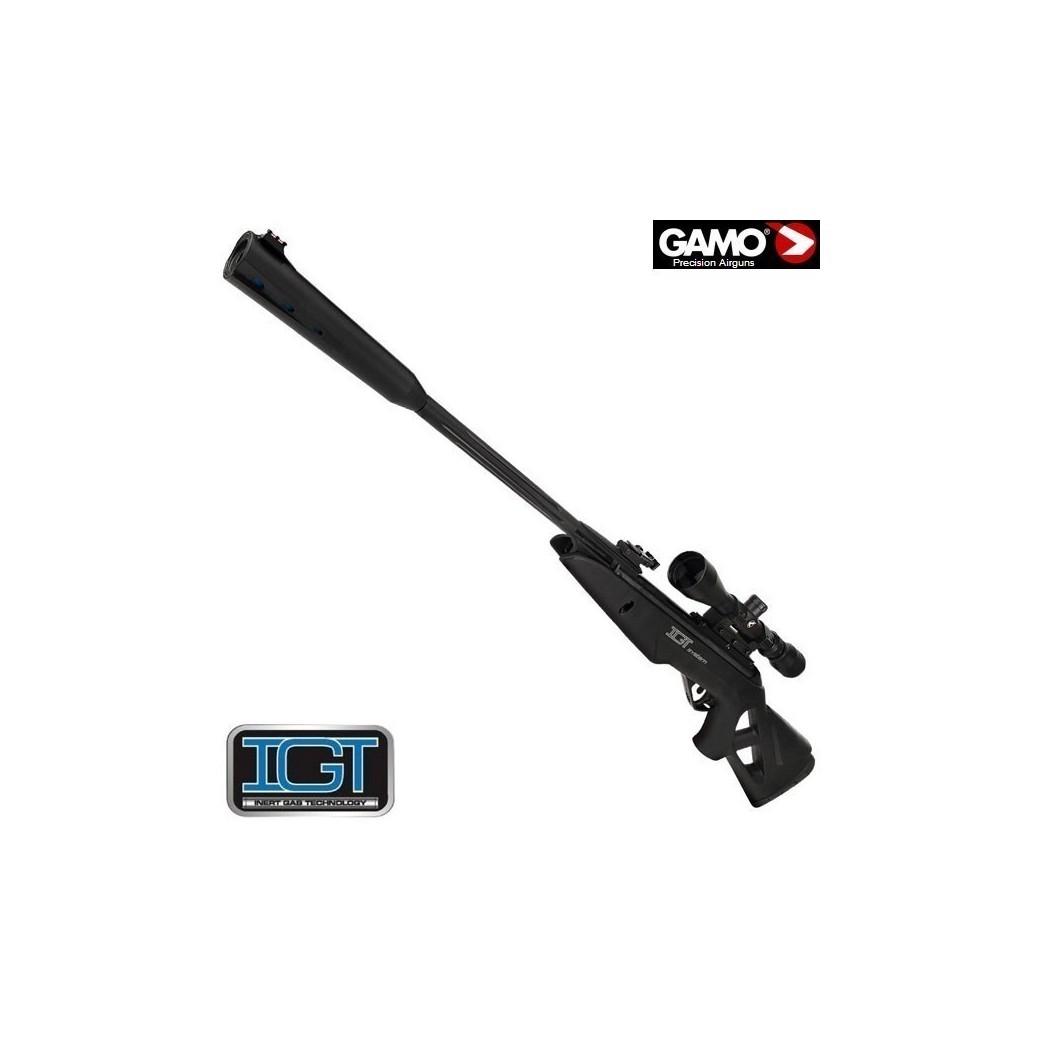 how to clean gamo whisper air rifle