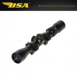 SCOPE BSA 3-9X32 WR ZOOM