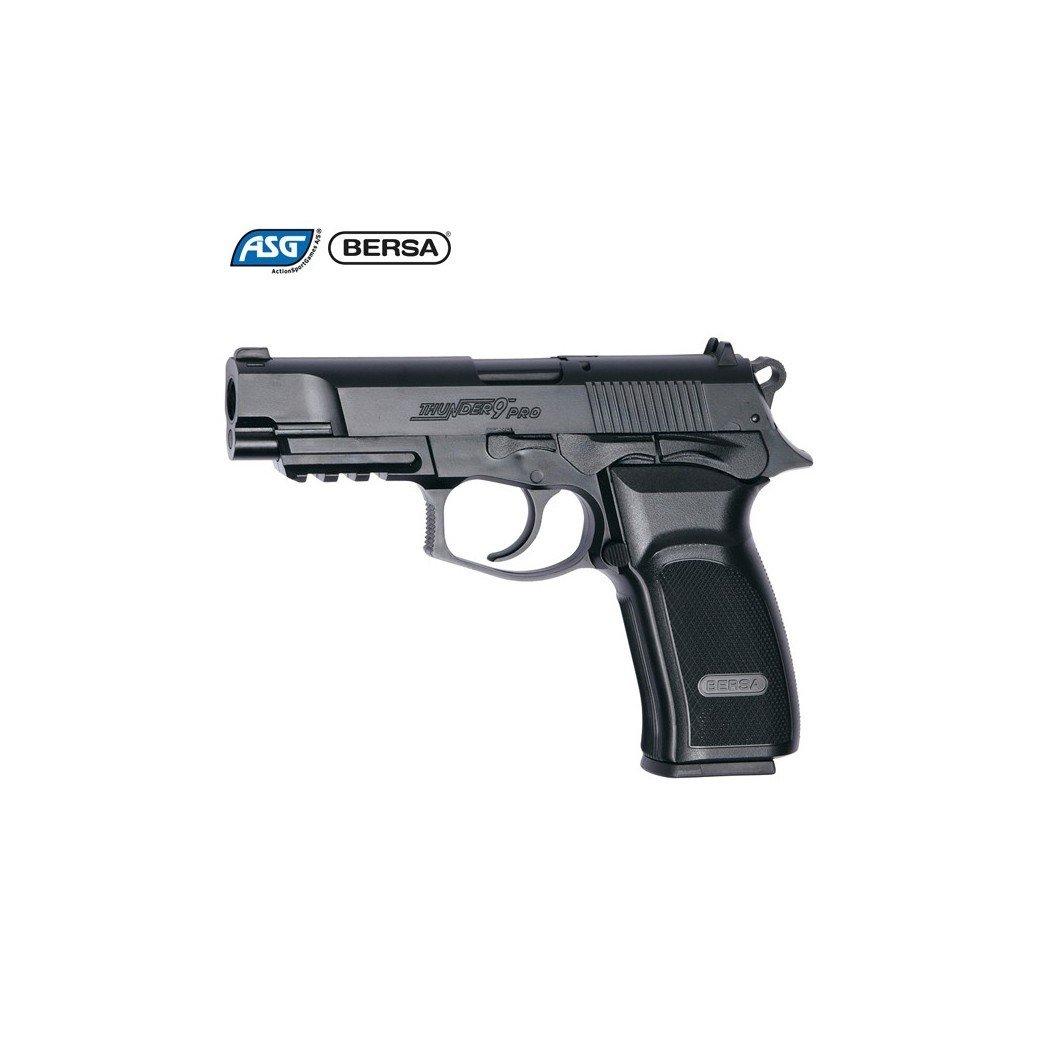 AIR PISTOL ASG BERSA THUNDER 9 PRO|CO2 Pistols | Revolvers|Mundilar-CO2 Pistols