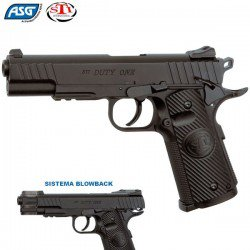 AIR PISTOL ASG STI DUTY ONE BLOWBACK