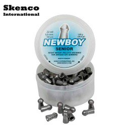 Air gun pellets SKENCO NEWBOY SR 100PCS 5.50mm (.22)
