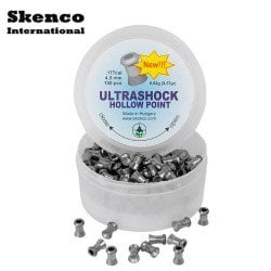 MUNITIONS SKENCO ULTRASHOCK 150PCS 4.50mm (.177)