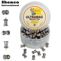 BALINES SKENCO ULTRAMAG 50PCS 6.35mm (.25)