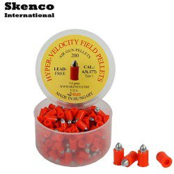 Air gun pellets SKENCO HYPER VELOCITY 200PCS 4.50mm (.177)