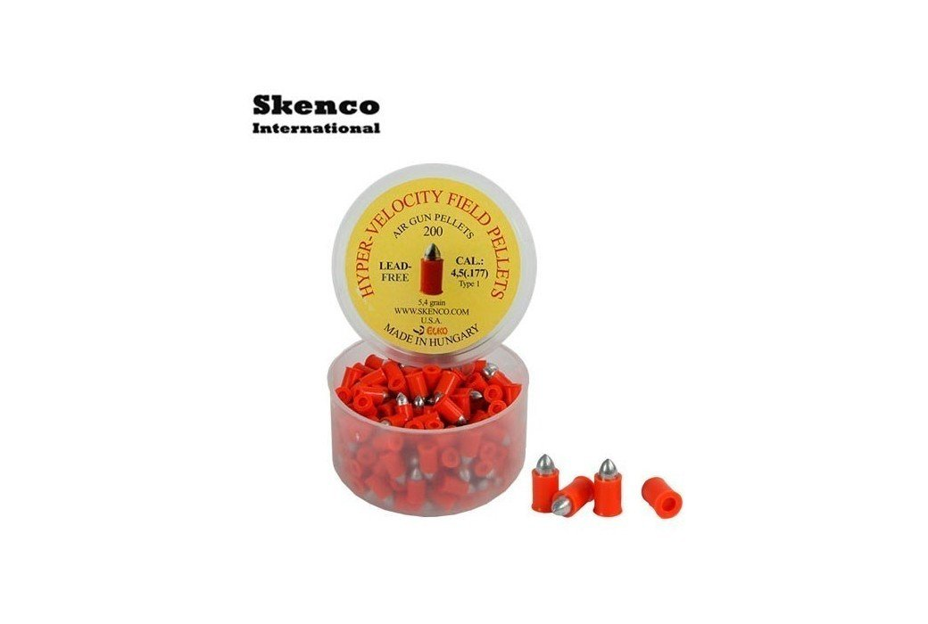 MUNITIONS SKENCO HYPER VELOCITY 200PCS 4.50mm (.177)