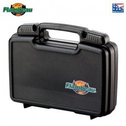 "FLAMBEAU 10"" SAFESHOT GUN CASE"