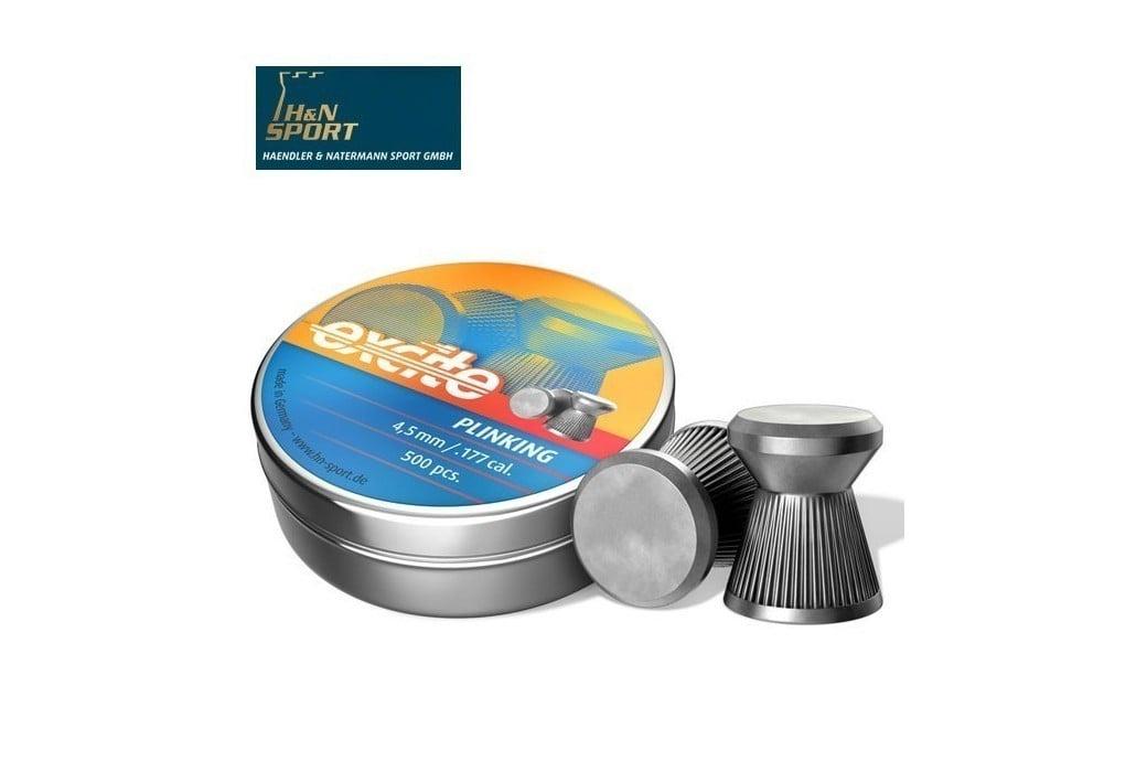 BALINES H & N EXCITE PLINKING 4.50mm (.177) 500PCS