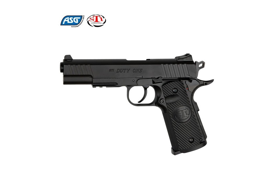 AIR PISTOL ASG STI DUTY ONE