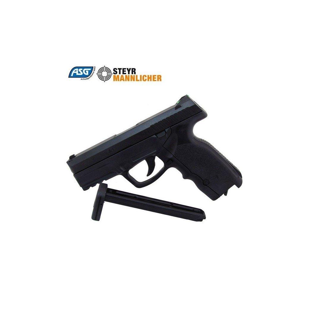 AIR PISTOL ASG STEYR M9-A1|CO2 Pistols | Revolvers|Mundilar