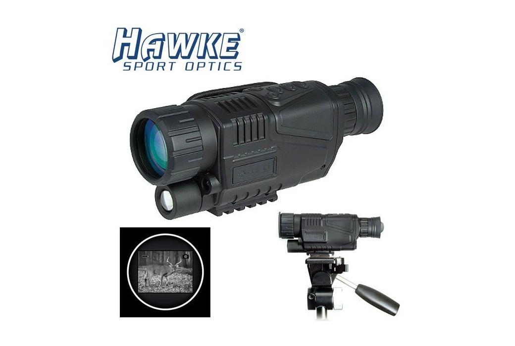 HAWKE MONOCULAIRE VISION NOCTURNE DIGITAL 5X
