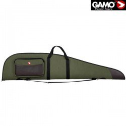 GAMO BAG F/ RIFLE W/ SCOPE 125CM SEMIHARD FOAM