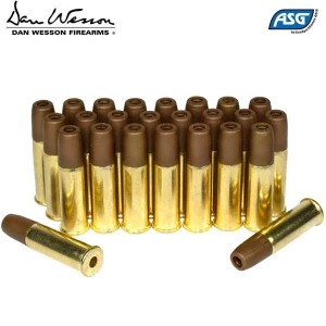 ASG DAN WESSON 25 BALAS P/ BB's 4.50mm