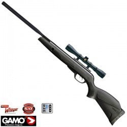 AIR RIFLE GAMO BLACK BULL 4X32