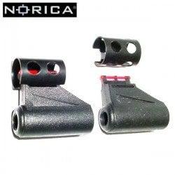 NORICA FIBER OPTIC SIGHT + PROTECTION TUNEL