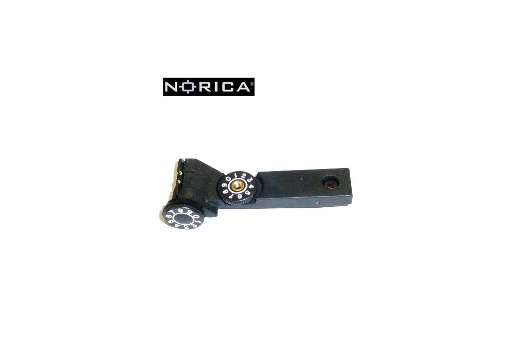 NORICA FIBER OPTIC REAR SIGHT