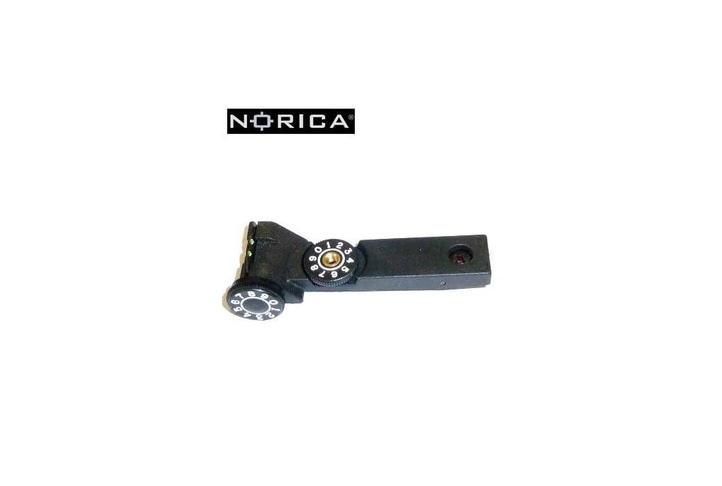 NORICA FIBER OPTIC REAR SIGHT