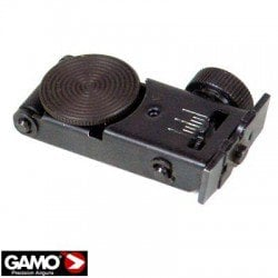 GAMO NON FIBER OPTIC REAR SIGHT
