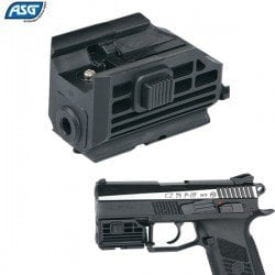 ASG LASER FOR PISTOL CZ 75 DUTY