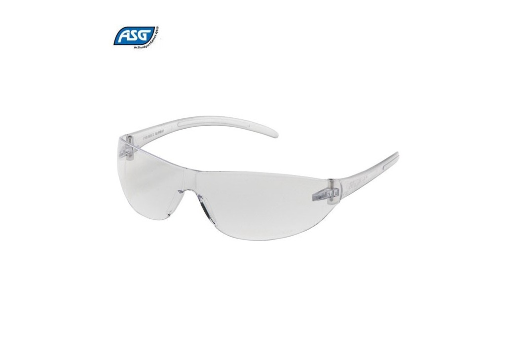 ASG PROTECTIVE GLASSES CLEAR