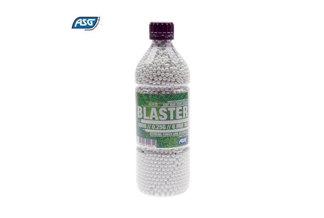 BLASTER BB'S 0.25g 6000PCS