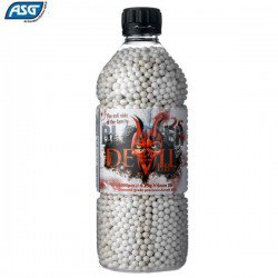 DEVIL BB'S 0.25g 6000PCS