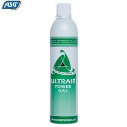 ASG ULTRAIR GAS POWER PROPELLENT 570ml