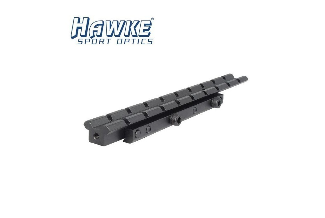 HAWKE ADAPTEUR 1PC 11mm-3/8 WEAVER EXT