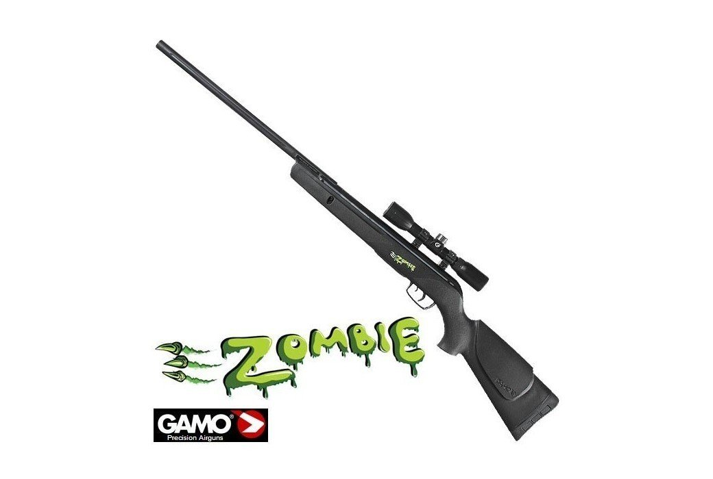 AIR RIFLE GAMO ZOMBIE 4X32