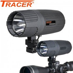 TRACER STINGRAY LANTERNA LED 500m 1000 Lumens