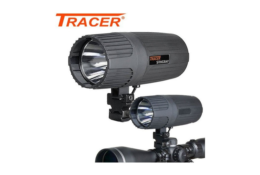 TRACER STINGRAY LANTERNA LED 500m 1000 Lumens