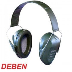 DEBEN PASSIVE HEAR DEFENDERS GREEN