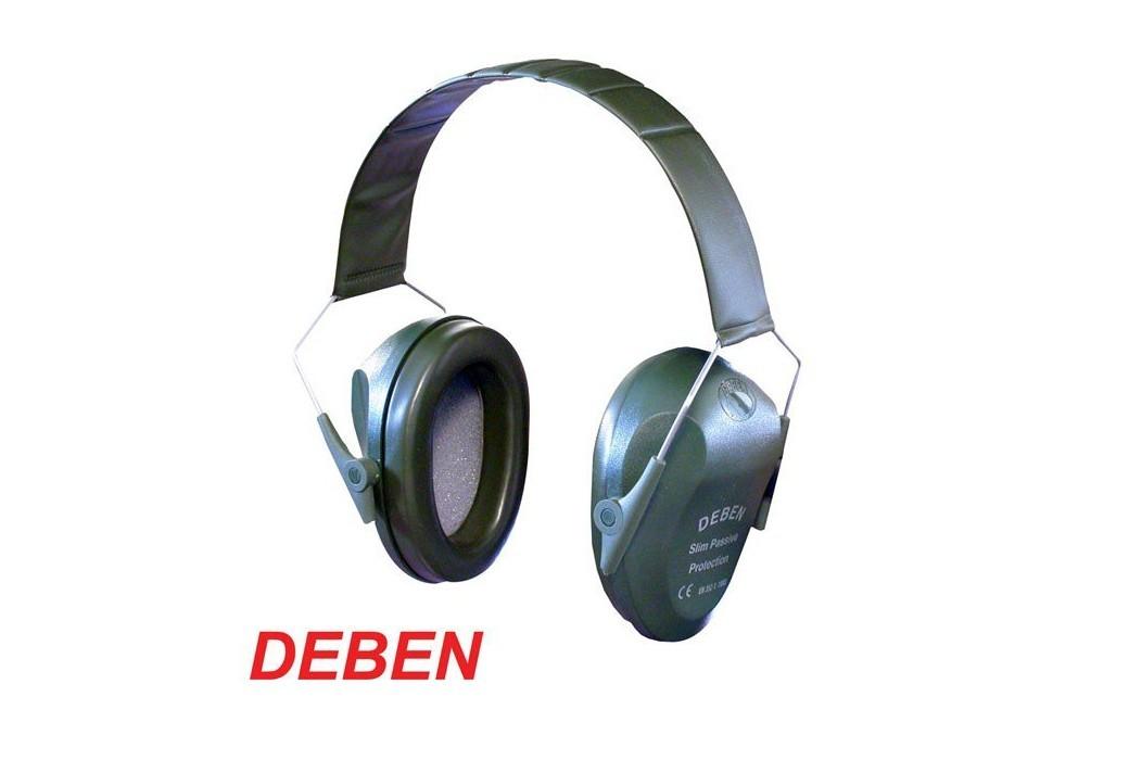 DEBEN PASSIVE HEAR DEFENDERS GREEN