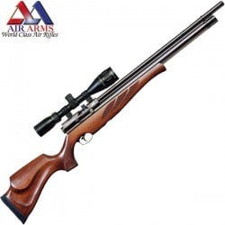 CARABINA AIR ARMS S500 XTRA FAC SUPERLITE CLASSIC