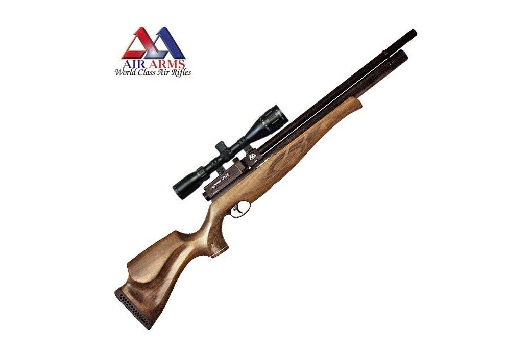 CARABINA AIR ARMS S510 XTRA FAC SUPERLITE CLASSIC