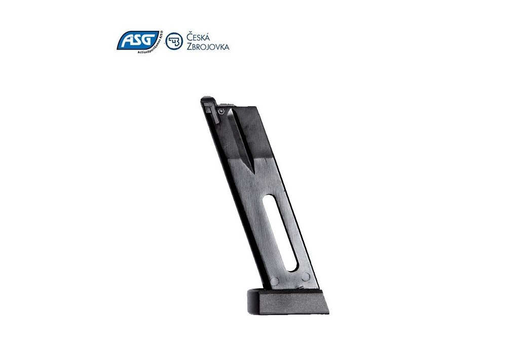 MAGAZINE FOR ASG CZ 75 FULL METAL