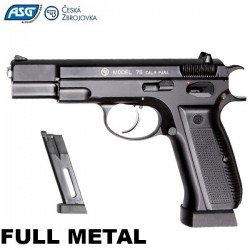 ASG CZ 75 BLOWBACK FULL METAL