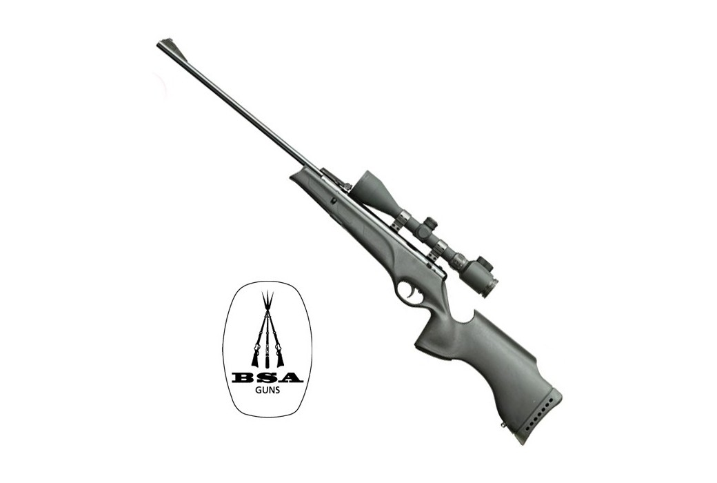 BSA SUPERSPORT TACTICAL 5,5mm (.22)