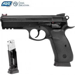 AIR PISTOL ASG CZ SP-01 SHADOW