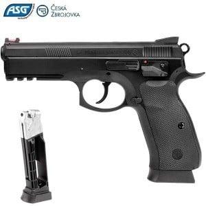 PISTOLA ASG CZ SP-01 SHADOW