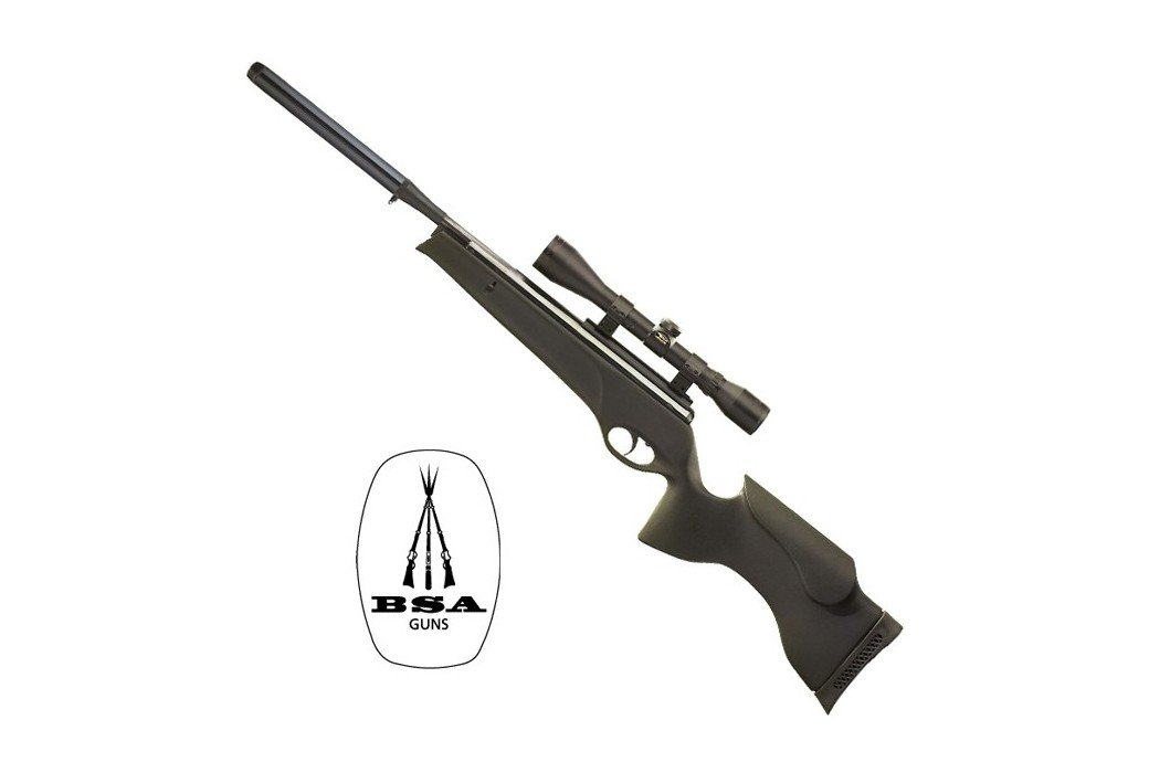 BSA XL TACTICAL 4,5mm (.177)
