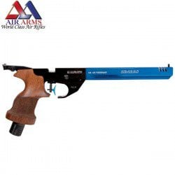 PISTOL AIR ARMS ALFA PROJ COMPETITION PCP