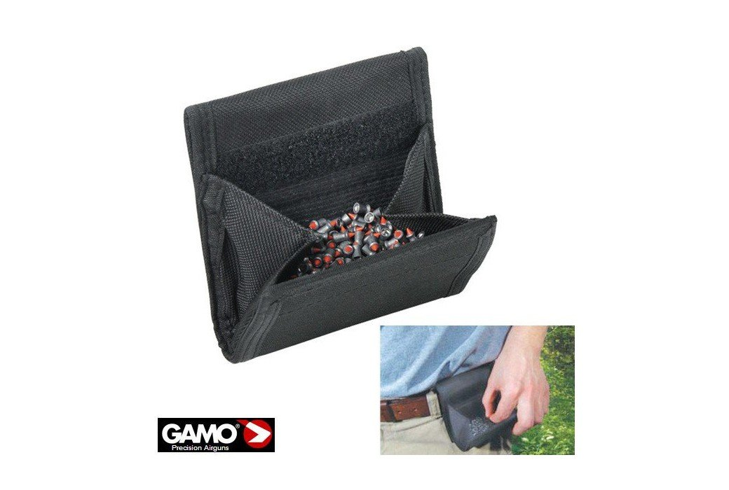 GAMO BELT POUCH FOR PELLETS
