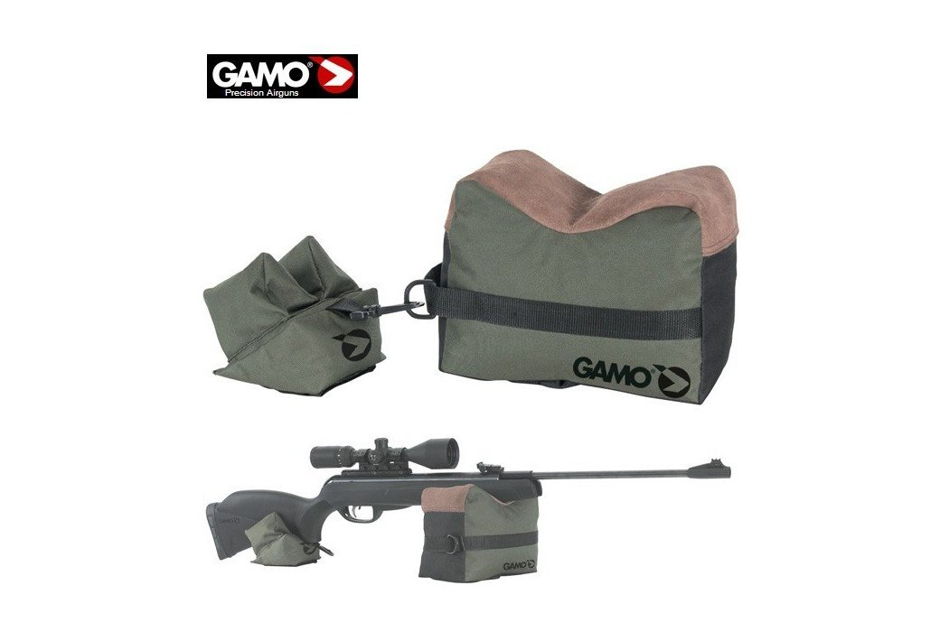 GAMO SUPPORT DE TIR DOUBLE I