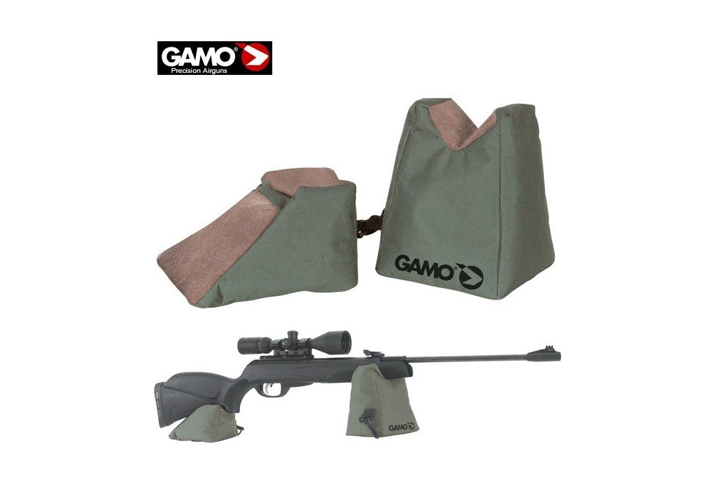 GAMO SUPPORT DE TIR DOUBLE II